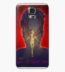 pw: I love you Case/Skin for Samsung Galaxy