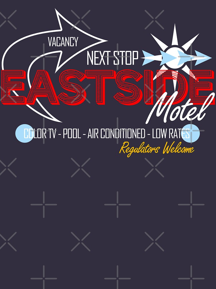 Eastside Motel | Unisex T-Shirt