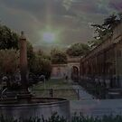 Longwood Gardens at Twilight by Judi Taylor