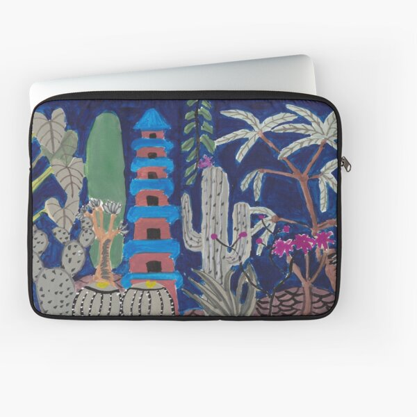 Imaginary Garden  Laptop Sleeve