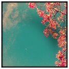 Falling Petal by Leanne Smith