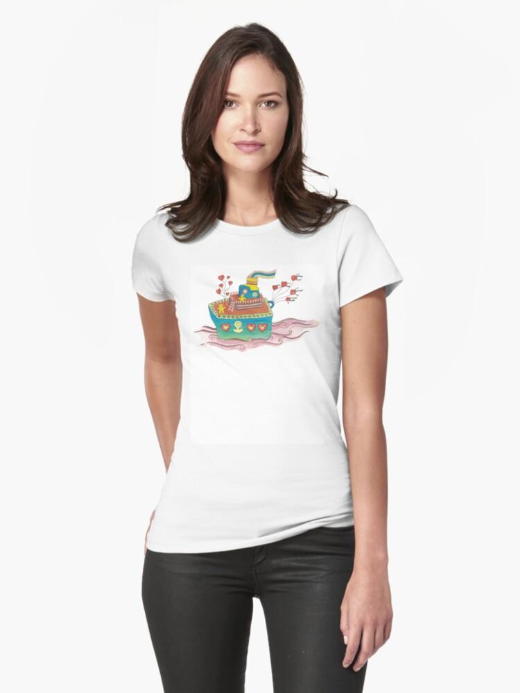 Valentine's Day T-Shirt by HolidayT-Shirts