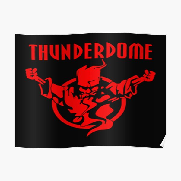 Thunderdome Póster