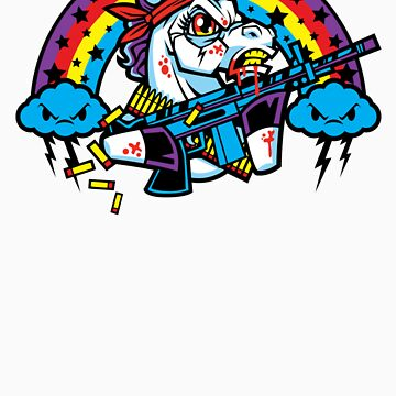 Rainbo: First Blood by harebrained