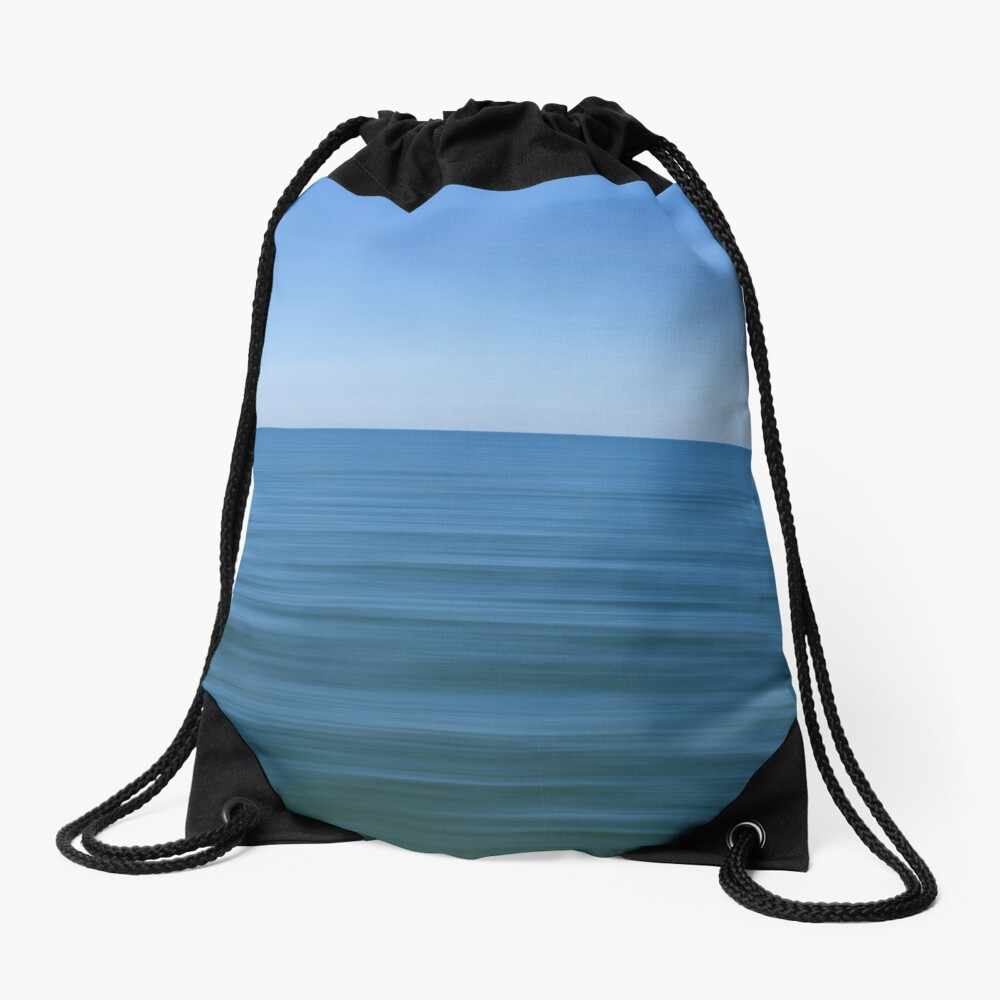 Baltic sea Drawstring Bag