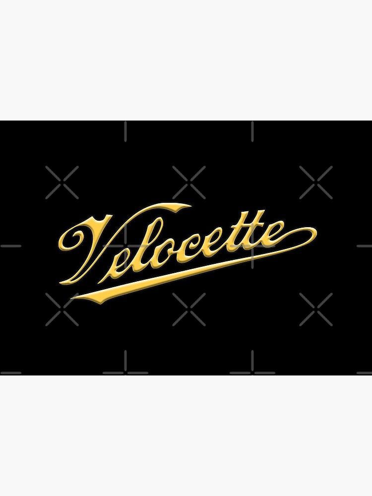 «Logo de moto Velocette» par Salocin