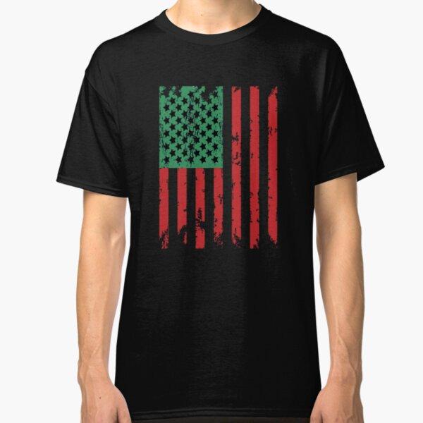Juneteenth Flag Classic T-Shirt