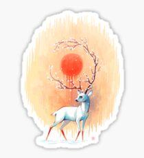 Spring Spirit Sticker