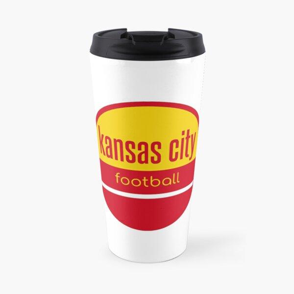 Kansas City football Travel Mug