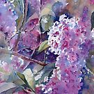 """""""Karlye's Lilacs"""" by Colleen Reynolds"""