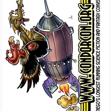 ConDor Rocket Pals by kraita