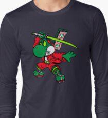 YOSHI-MITSU! Long Sleeve T-Shirt