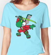 YOSHI-MITSU! Women's Relaxed Fit T-Shirt