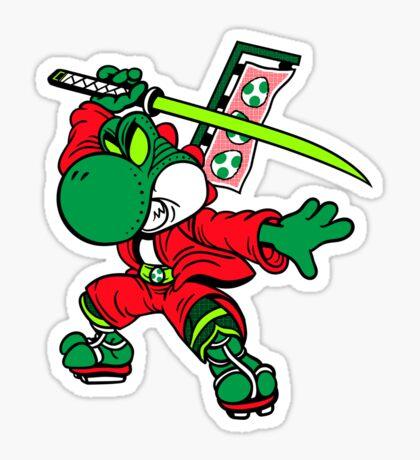 YOSHI-MITSU! Sticker