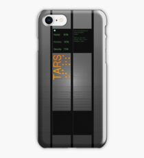 TARS Small Version iPhone Case/Skin
