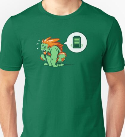 Charge Attack. T-Shirt