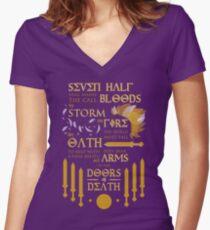 Die Prophezeiung der Sieben Shirt mit V-Ausschnitt