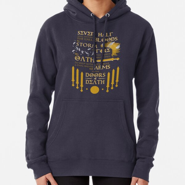 The Prophecy of Seven Pullover Hoodie
