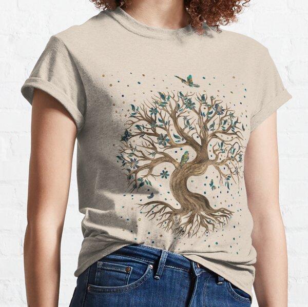 Tree of Life - Yggdrasil  Classic T-Shirt