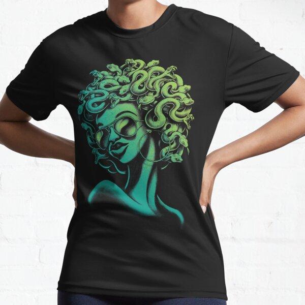 Funky Medusa Active T-Shirt