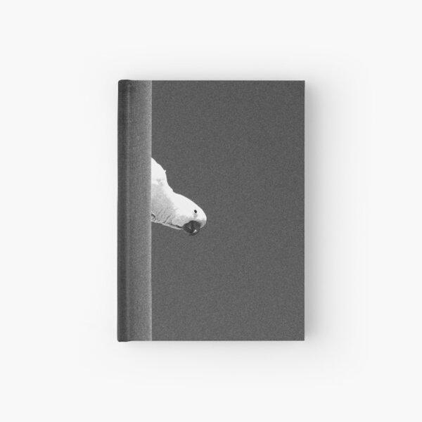 Cockatoo. Hardcover Journal