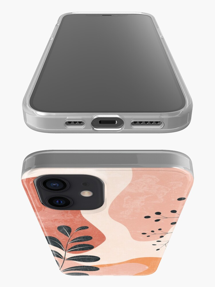 Alternate view of Monstera Graphic iPhone Case & Cover