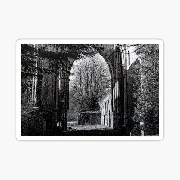 Calder Abbey | Cumbria Sticker