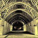 Tithe Barn, Bradford-on-Avon by Graham Hiscock