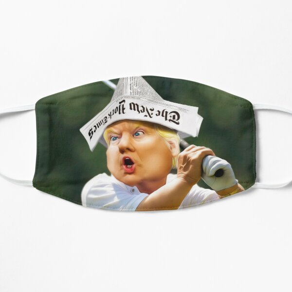 Trump golf Mask