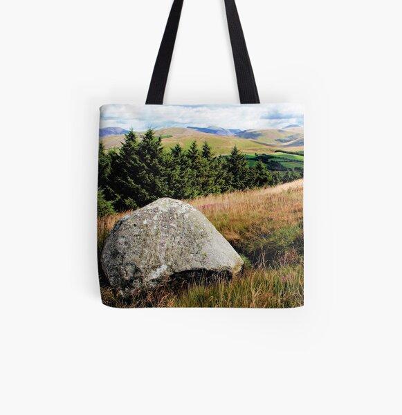 Sampson's Rock | Cumbria All Over Print Tote Bag