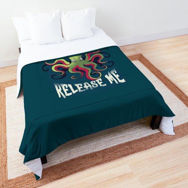 The Kracken Comforter