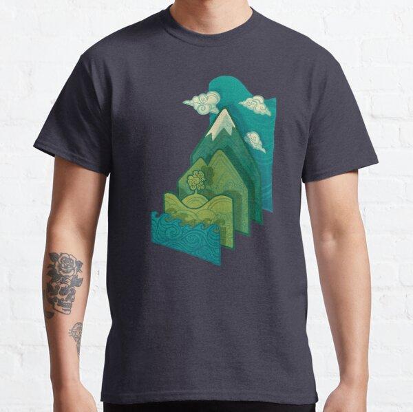 How to Build a Landscape Classic T-Shirt