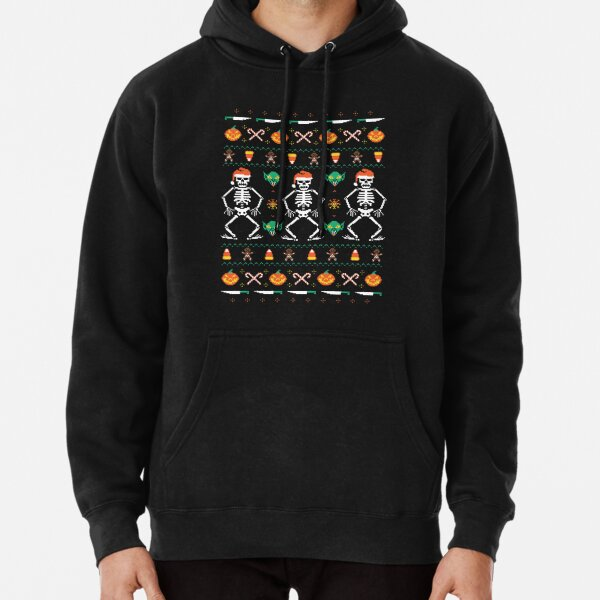 Trick or Christmas Pullover Hoodie