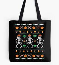 Trick or Christmas Tote Bag