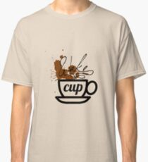 wake cup Classic T-Shirt