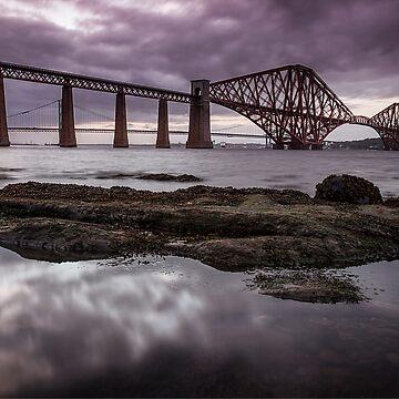 Forth Bridge by rwdpro