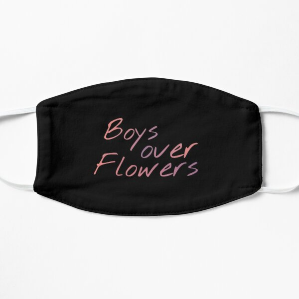 Boys Over Flowers Logo Mask