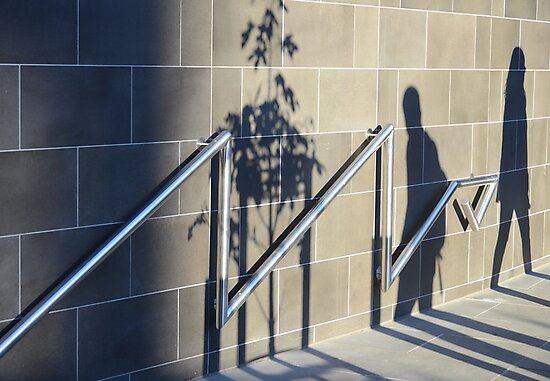 shadows that pass in sunlight by Georgie Hart