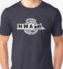 NWA logo variation 3 T-Shirt