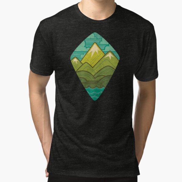 Sea to Sky Tri-blend T-Shirt