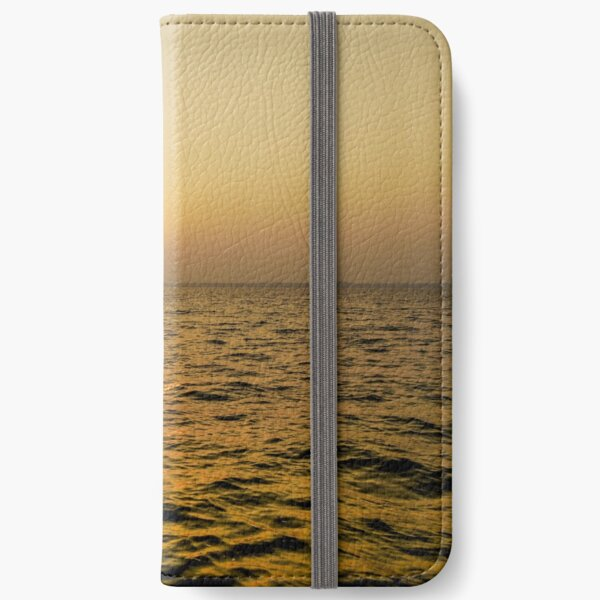 kerala sunset  iPhone Wallet