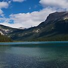 Emerald Lake by Aaron Fisher