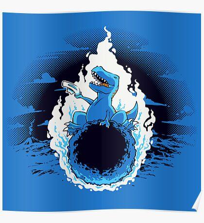 Dino Strangelove Poster