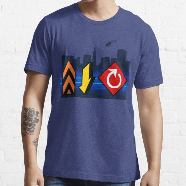 Up, Down, & All Around - Speed Highway Essential T-Shirt