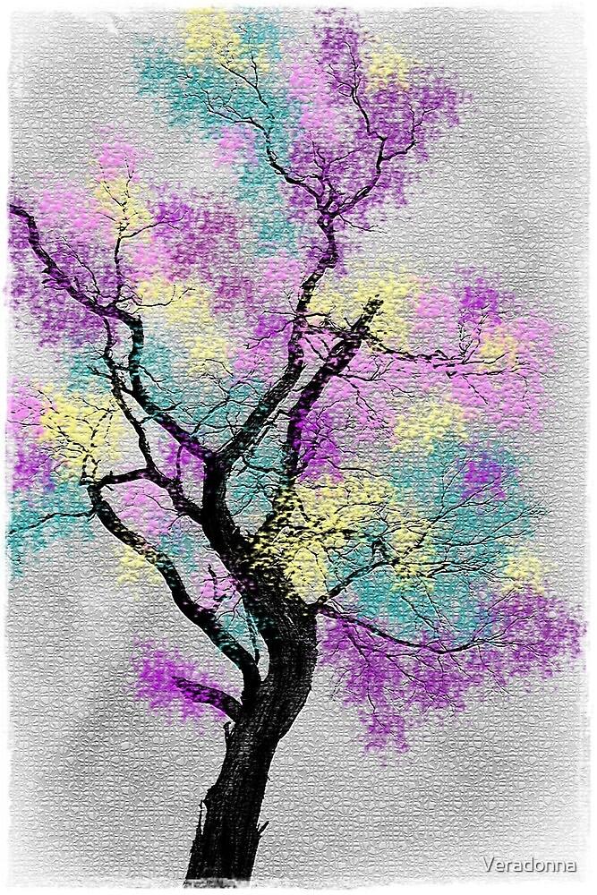 ~ The Rainbow Tree ~ by Alexandra  Lexx