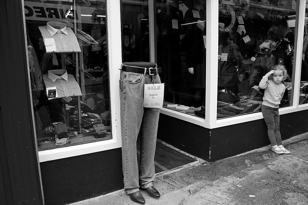 Clothes shop in Drogheda by Esther  Moliné