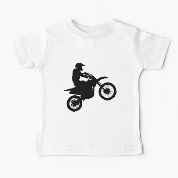 Motorcycle mountain Baby T-Shirt