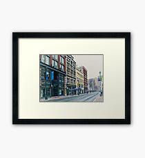 Halifax Nova Scotia Framed Print