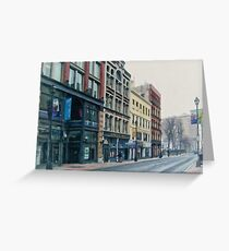Halifax Nova Scotia Greeting Card
