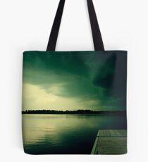 Foreboding Tote Bag